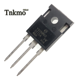 Image 1 - 10PCS STY60NM50 Max247 Y60NM50 STY60NM60 Y60NM60 Max247 60A 500V Zener Protected Power MOSFET free delivery