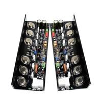 AIYIMA 2Pcs KSA50 MJ15024G / MJ15025G + MJE15034 / MJE15035 HIFI Fever High Power 250W*2 Pure Class AB Amplifier Board