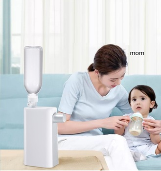 Food Mixers Feeding Machine Supplement Cooking And Automatic Multi-function Baby Food Travel boiling water Mik Machine baby assist food machine multi function fruit vegetables mill grinder electric baby food steam cooking mixing machine