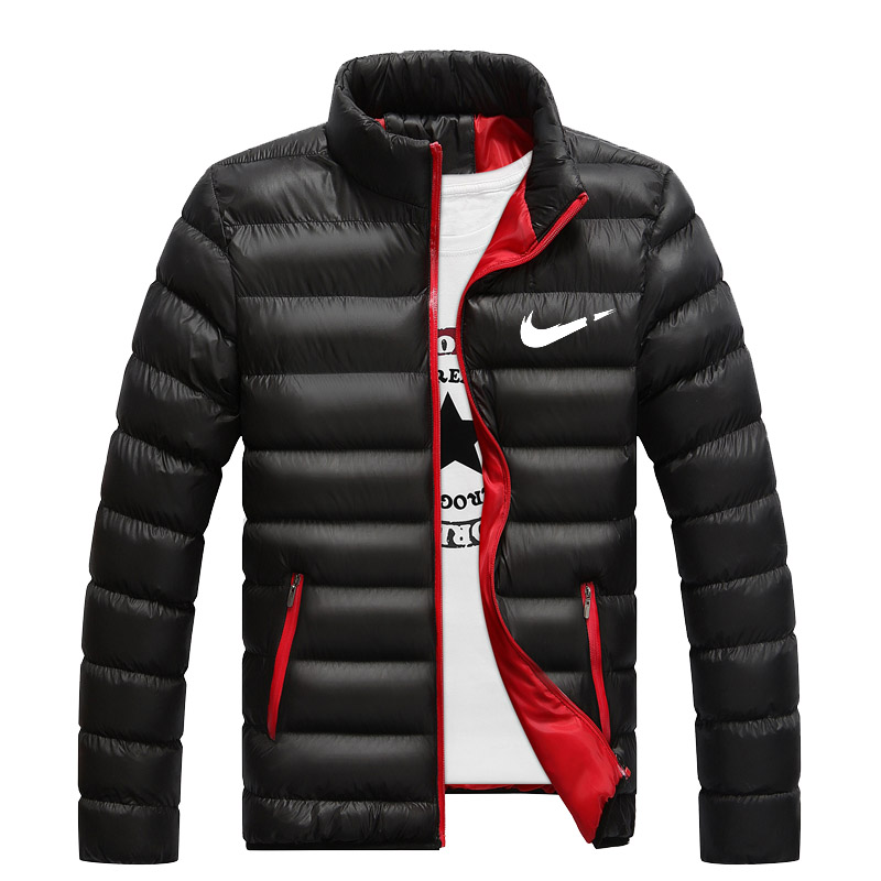 2019 New Winter Jackets Parka Men Autumn Winter Warm Outwear Brand Slim Mens Coats Casual Windbreaker Quilted Jackets Men XS-4XL