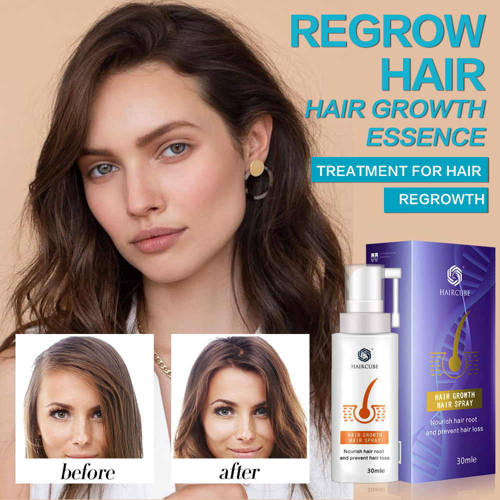 Hair Growth Treatment Oil Anti Hair Loss Essence Natural Healthy Hair Treatment Fast Thick Hair for Woman Hair Care Products