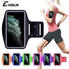 Водонепроницаемый чехол на руку для занятий спортом, бега, тренировок, тренажерного зала, для iPhone 11 Pro, XS Max, XR, X, 8, 7, 6, 6S Plus, SE, 5, 5S, 4S, чехол на ремень