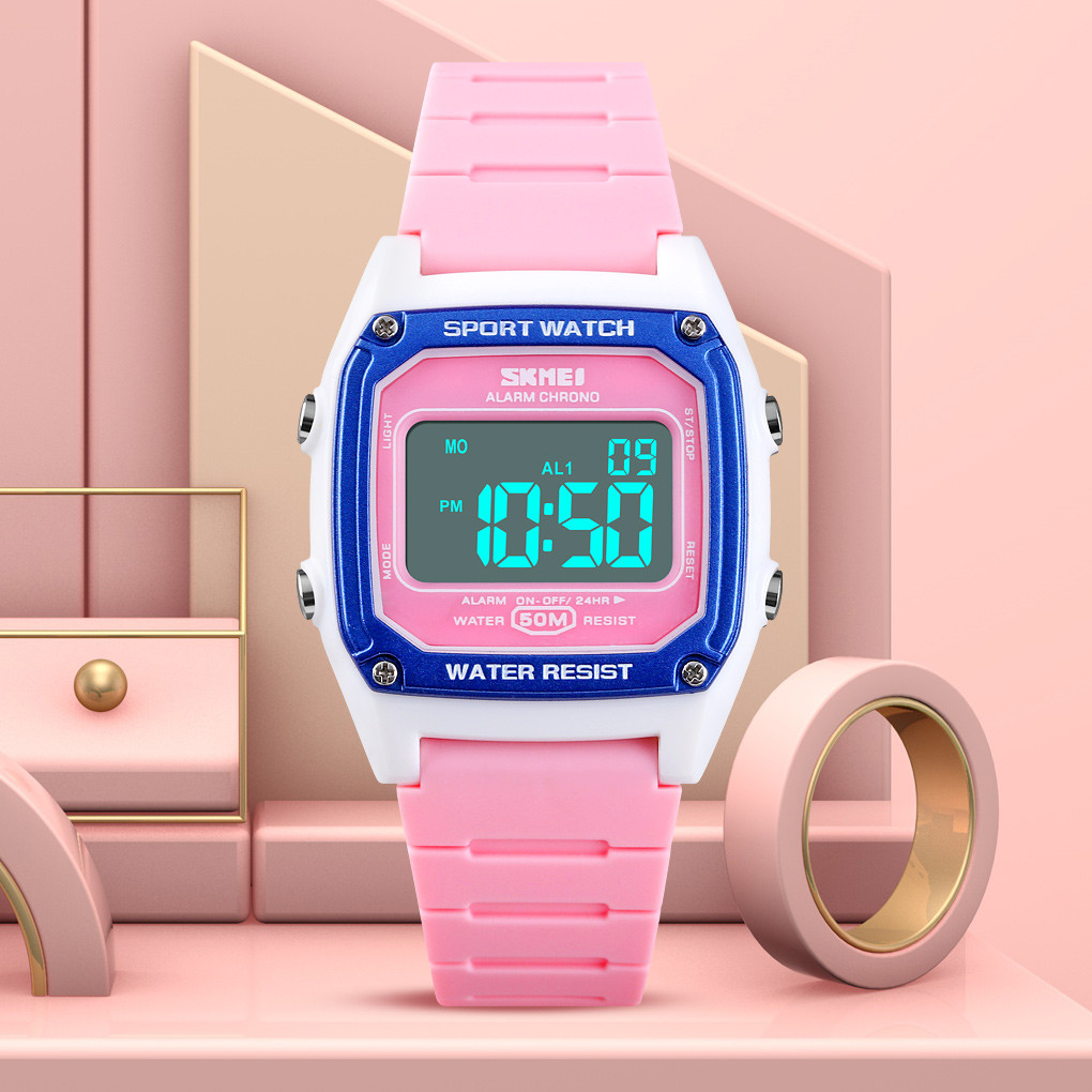Electronic Watch Sports Cool Multifunction Fashion Children's Watches Kids Wristwatches Sport Watch For Boys Girls Gift #1