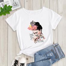 T-shirt Women Tshirts Casual Short Sleeve O Neck T shirt  Camiseta De Mujer Femme Tees Camiseta Feminina Women Tops