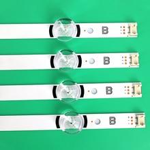 """8pcs x Tira Retroiluminação LED para TV LG 390HVJ01 lnnotek drt 3.0 39 """"39LB5610 39LB561V 39LB5800 39LB561F DRT3.0 39LB5700 39LB"""