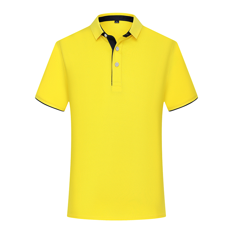 2020 Popular Personalized Customize Men Polo Shirt Short Sleeve Advertising Shirt A350 Streetwear