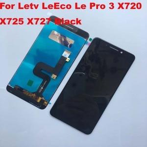 Image 4 - זהב מקורי 100% חדש 5.5 אינץ מלא LCD תצוגה + מסך מגע Digitizer עצרת עבור LeTV LeEco Le Pro3 X720 פרו 3 משלוח חינם