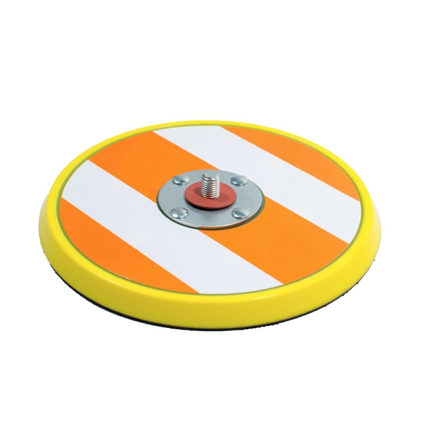 """6 """"дюймовый круглый диск для лица песок шлифовальная площадка Замена для шлифовального оборудования аксессуары для шлифовальных станков"""