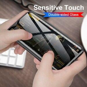 Image 4 - Funda de teléfono con tapa adsorción magnética para Samsung A51, A21s, A71, A30s, A50, M30s, S20, cubiertas traseras Ultra, Samsun S 20 Plus A 51