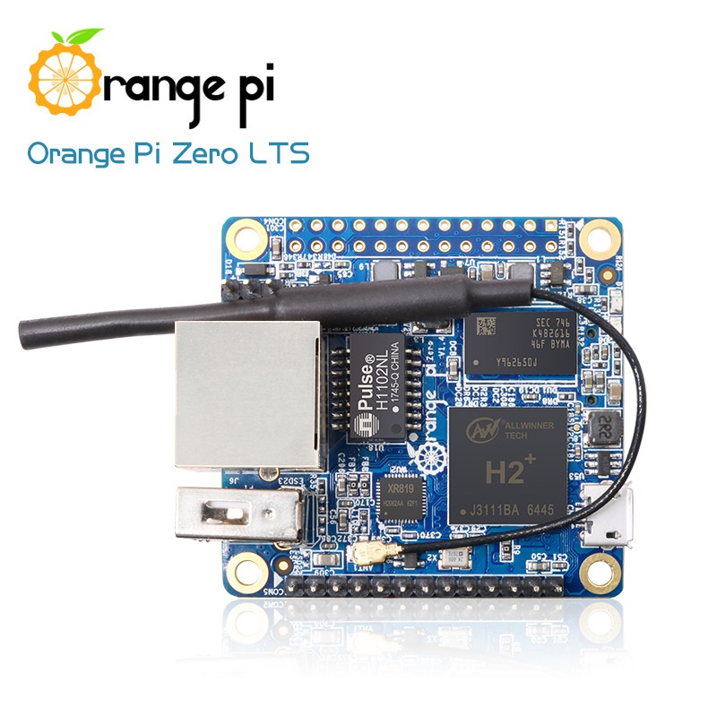 Development-Board Orange Pi Raspberry Pi Zero LTS Beyond H2 512MB Open-Source Quad-Core