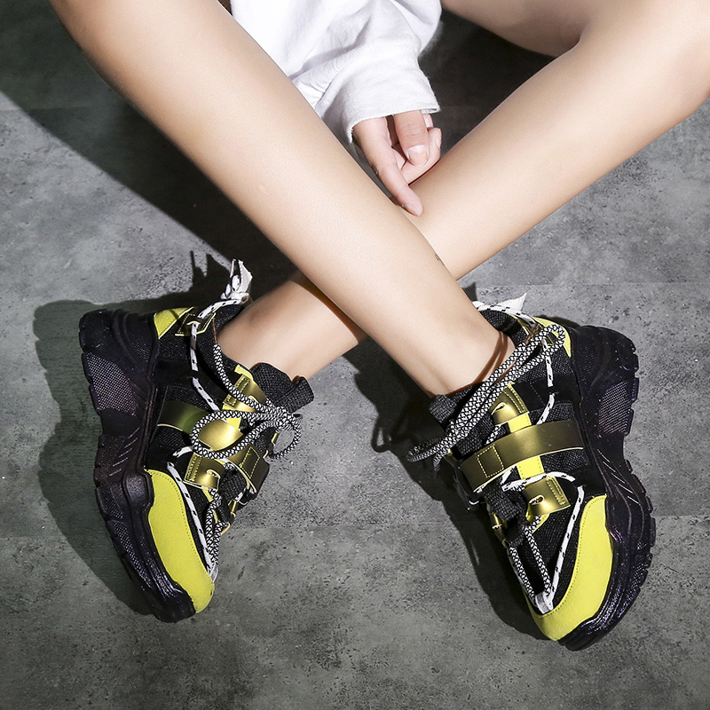 platform sneakers women stylish sport