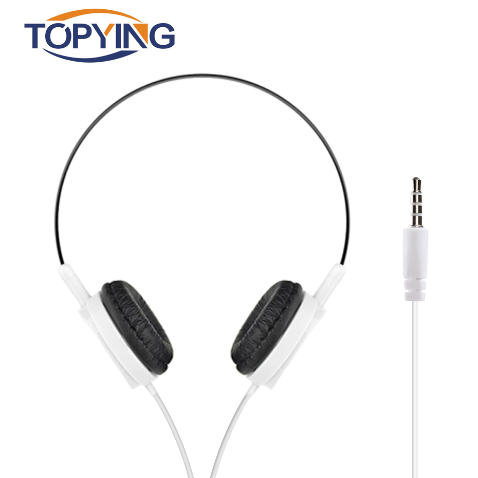 Wired Headphone Over Ear Mini Stereo Music Headphone Sport Headphone For Huawei Mobile Phone Sports Mini Stereo Bass Earphone