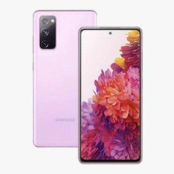 "Samsung Galaxy S20 FE 5G G781U G781U1 6.5"" ROM 128GB RAM 6GB Snapdragon 865 NFC Triple Rear Camera Octa Core Original Cell Phone 2"