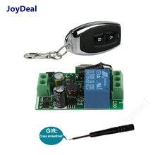 Module émetteur récepteur sans fil, commande à distance, bouton on/off, 433 MHz,110 ou 220 V, à monter soi-même