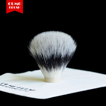 OUMO BRUSH-Imitate two band synthetic hair knot shaving brush knot