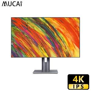 Mucai 32 дюйма 4K IPS монитор плоская панель настольный ЖК-дисплей ПК Компьютер профессиональный дизайн экрана HDMI/DP/TYPE-C