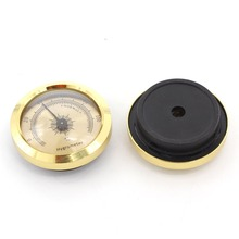 GALINER Mini Cigar Humidor Hygrometer Accurate Portable Mechanical Hygrometers Accessories