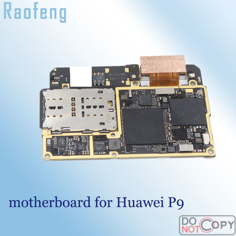Raofeng for Huawei P9 Eva-l09/Mainboard/Disassembled/Whole-function with Chips Logic-Board
