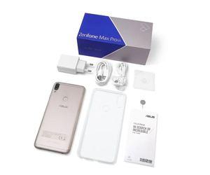 Image 5 - Global Versie Asus Zenfone Max Pro (M1)ZB602KL 4Gb 64Gb 6 Inch 4G Lte Smart Ontgrendeld Mobiele Telefoon Gezicht Id 5000Mah Android8.1