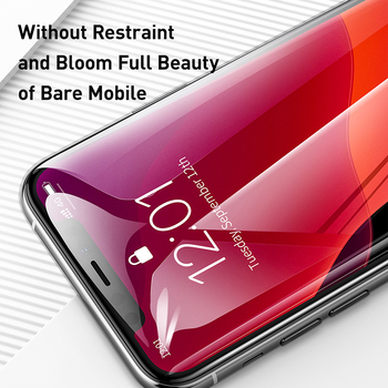 Baseus 2Pcs 0.3mm Screen Protector For iPhone 11 Pro Max Xs Max Xr X 11Pro Full Cover Protective Tempered Glass For iPhone11 Pro 6