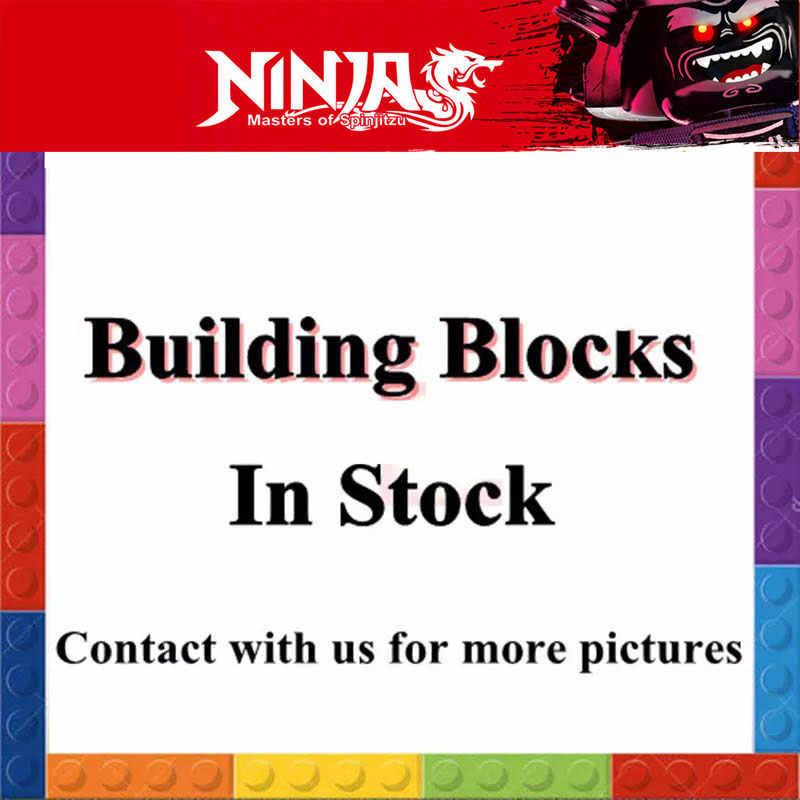 Ninjagoinglys ตัวเลข Frakjaw Garmadon Jay Zane Kai Lloyd Samukai Cole Harumi Pythor Nuckal Wu Building Block