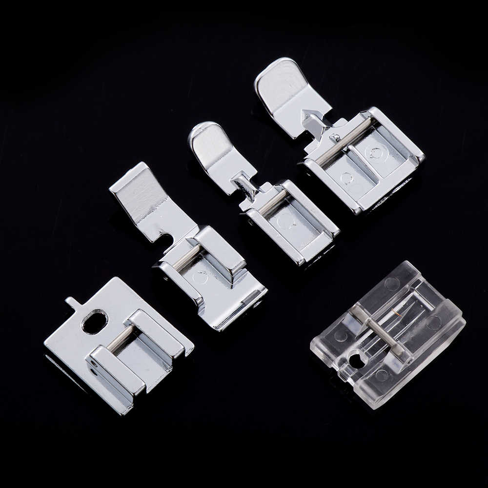 Supplies Sew Accessories Stitch Tool Zipper Presser Foot Sewing Machine Feet