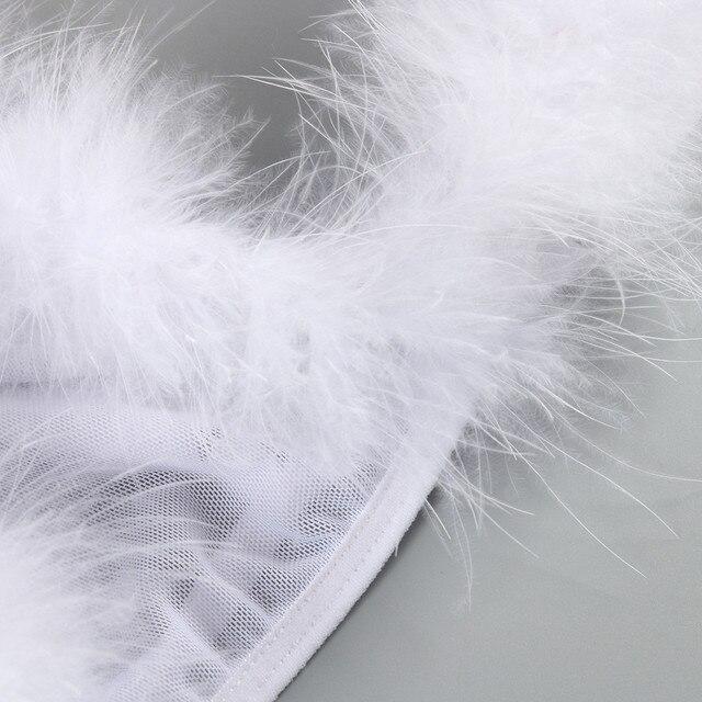 Seksowna bielizna zestaw kobiet pluszowa koronkowa bielizna erotyczna przezroczysty Porno biustonosz stringi Lenceria Mujer seksowna bielizna Babydoll Mujer