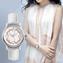 LIEBIG Quartz Watch Women Luxury Diamond Ladies Dress Watches PU Strap Waterproof  Wristwatches Female Relogio Feminino все цены