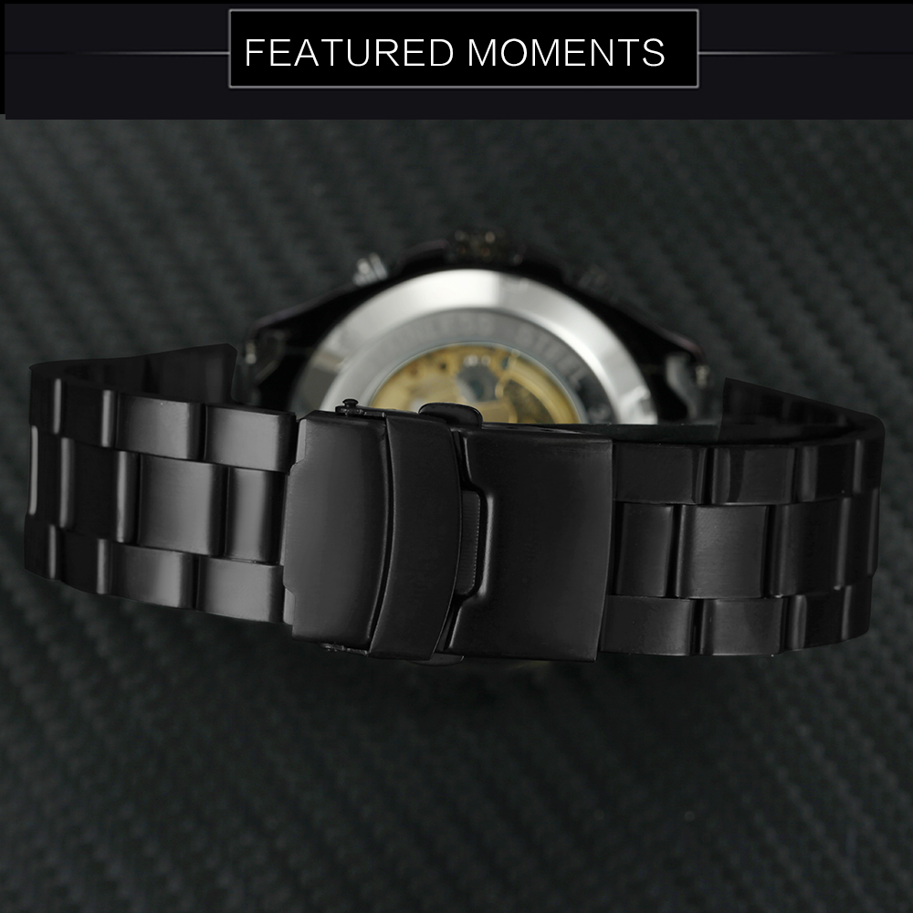 Hc60e0bb1a9d94d84b6b4b2d2de4d9719t FORSINING Golden Top Brand Luxury Auto Mechanical Watch Men Stainless Steel Strap Skeleton Dial Fashion Business Wristwatches