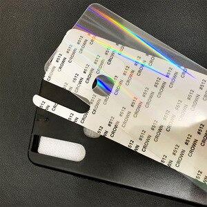 Image 2 - UV Druck Aurora Glitter TPU Fall Für Huawei P20 P30 P40 Pro Mate 10 20 30 40 Pro Ehre 9 10i 10 lite Abdeckung Leere Druck