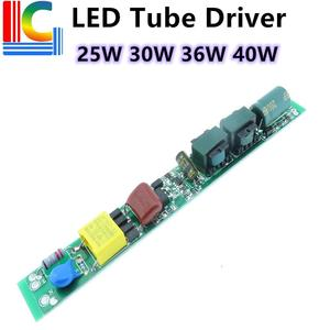 Image 2 - 28W 30W 34W 36W świetlówka LED sterownik 300mA 320mA 350mA 380mA 400mA 420mA 450mA zasilanie 110V 220V T5 T8 T10 transformator oświetleniowy