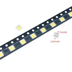 Image 2 - 500 قطعة Innotek الصمام الخلفية 2W 6V 3535 بارد الأبيض LCD الخلفية للتلفزيون التلفزيون التطبيق LATWT391RZLZK