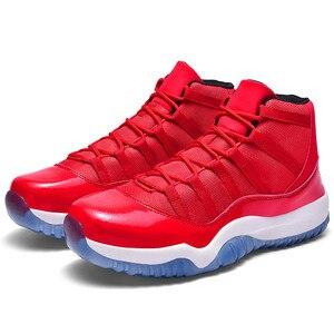 Image 1 - גברים של נעלי ספורט החלקה לנשימה קל משקל נוח סניקרס נעלי 2020 אופנה נעלי כדורסל נוער סניקרס