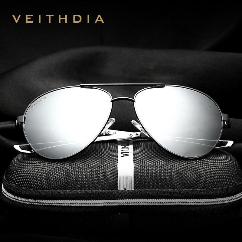 VEITHDIA Fashion Brand Designer Αλουμίνιο Μαγνήσιο - Αξεσουάρ ένδυσης - Φωτογραφία 2