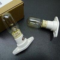 Vervanging Vriezer Lamp Gloeilamp Voor Panasonic Koelkast Ag-156070 240V10W Halogeenlamp Koelkast Reparatie Onderdelen