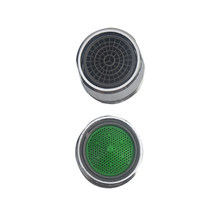 Faucet Aerator Filter Kitchen Bathroom Tap Filters Screen Chrome Thread Swivel Faucet Nozzle Aerator Filter Sprayer(China)