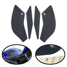 Snake Skin Tank Pads Grips Handmade For Yamaha YZF R1 LE/M/S 2015-2019