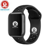 Sport Smart Uhr Männer Serie 4 Herz Rate Bluetooth Smartwatch Fitness Tracker für Apple Uhr iphone X IOS Android telefon 42mm