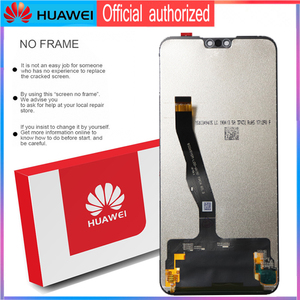 Image 5 - 6.5 Original LCD with Frame Replacement for HUAWEI Y9 2019 / Enjoy 9 Plus Display Touch Screen Digitizer Assembly