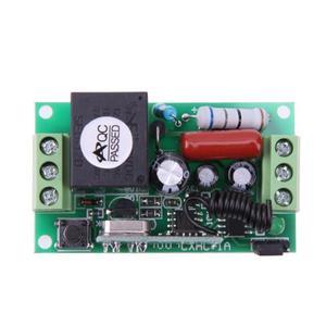 Image 4 - מקצועי אוניברסלי אלחוטי שלט רחוק מתג מערכת מקלט מודול AK RK01S 220 A אלחוטי מתג בקרת מאורגנים