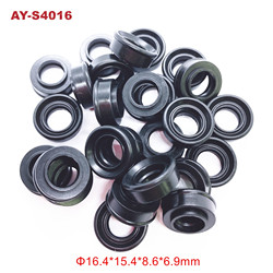 1000pieces fuel injector lower seals for Toyota 3.0L V6 Fuel Injector Service Repair kit for AY-S4016  free shipping