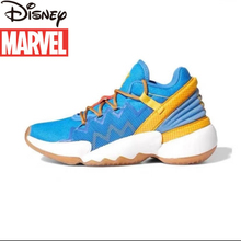 Marvel Co-branded Limited Edition Captain America Spider-Man Basketball Shoes