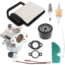 220 853 33-S Carburetor Replacement for Kohler 20-853-14-S 20-853-16-S Engine with 20 083 02-S Air Filter