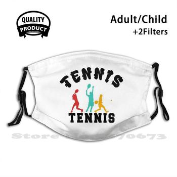 Game Grumps Tennis Fashion Protective Masks Tennis Player Sports Tennis Lover Tennis Grumps Tennis Game Game Grumps Game Grumps image