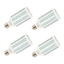 4 pièces 20W LED haute luminosité photographie maïs éclairage ampoules E27 Base blanc froid chaud jaune lumière pour softbox Photo vidéo Studio