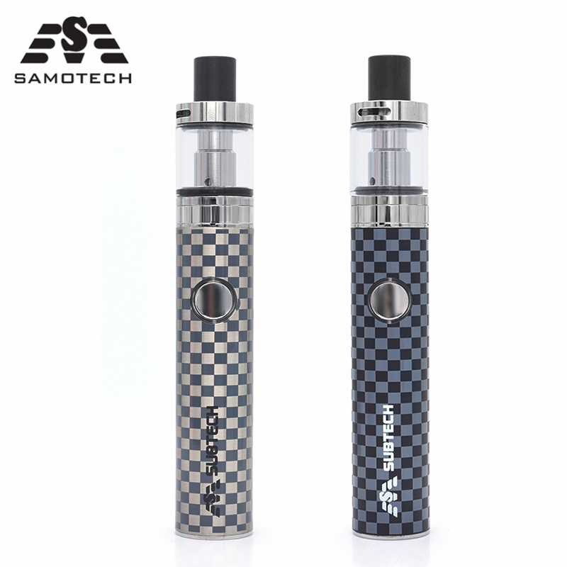 New Upgrade S22 Kit 60W Huge Vaper Pen 1800mah Battery With 2.0ml Tank 0.3ohm JP Atomizer Electronic Cigarettes Kit Vape Mod KIT