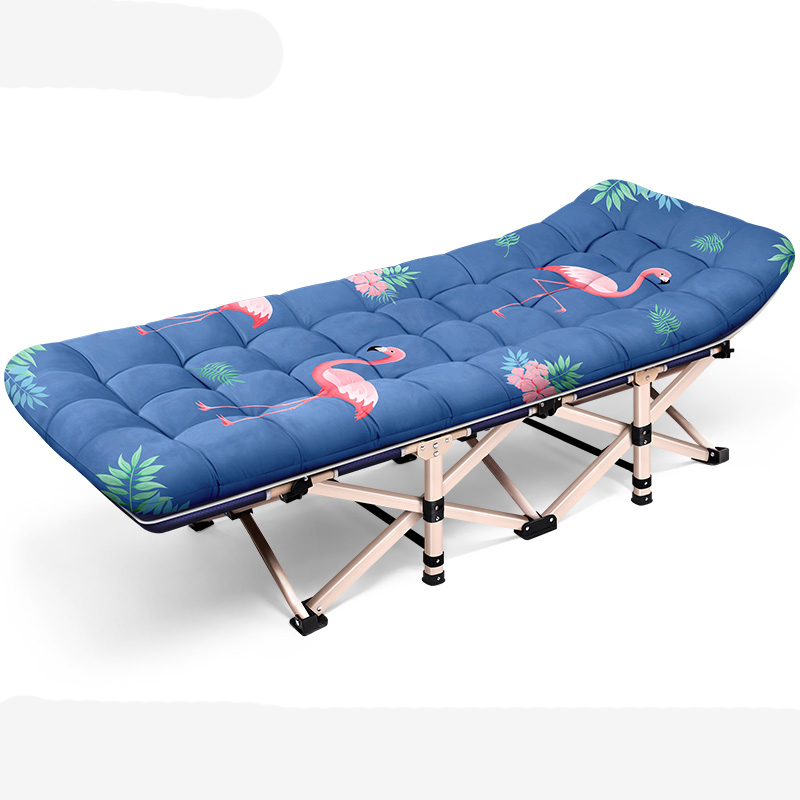 Matching Recliner Cotton Pad Siesta Chair Cushion Beach Mattress Office Folding Bed Cushion Siesta Bed Detachable   - title=