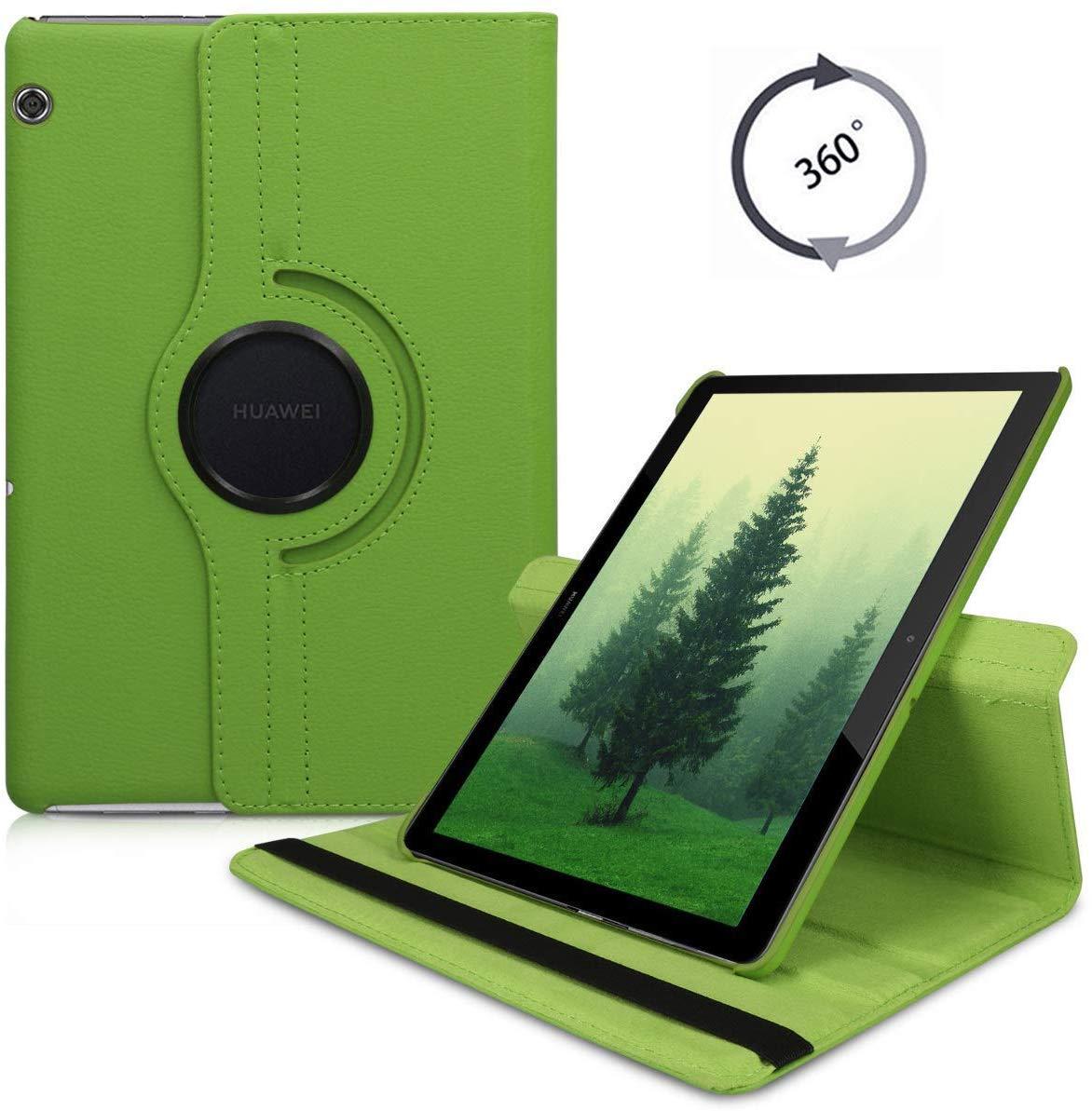 """Чехол для huawei MediaPad T5 10,1 """", магнитный чехол для планшета, откидной Litchi, кожаный чехол с подставкой, AGS2-W09/L09/L03/W19"""