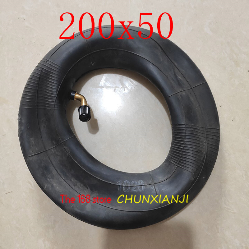 "Image 4 - High Quality (8"" X 2"") 200X50 (8 Inch)Tire Fit for Electric Gas Scooter & Electric Scooter(inner Tube Included) Wheelchair Wheel-in Tyres from Automobiles & Motorcycles"