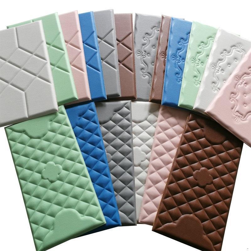Coussin T Te Cabezal Testiera Testata Letto Kid 3D Wall Sticker Tete Lit Bed Cabecero Cama De Pared Cabeceira Head Board